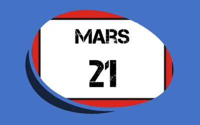 WOD du 21 Mars 2020